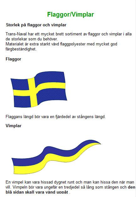 Flaggregler vimpel